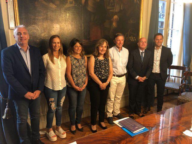 Mayda Cresto reimpulsa el proyecto de ley para el uso terapéutico de los recursos termales