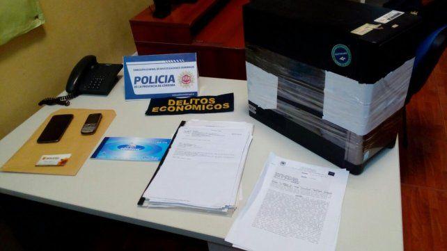 Detuvieron en Córdoba a un involucrado en una causa por estafa en Diamante
