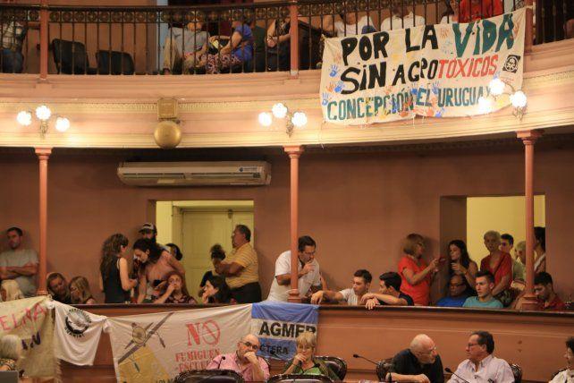 Concepción del Uruguay, presente. Foto <b>UNO</b> Diego Arias.