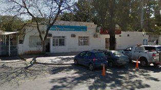 Las oficinas de la Dirección General de Tránsito de Rosario