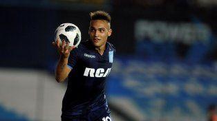 Lautaro Martínez sigue demostrando ante los ojos de Sampaoli