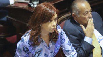 cristina no asistira manana a la asamblea legislativa