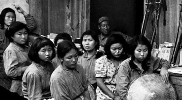 Las mujeres coreanas ofrecen sus testimonios luego de la intervención del ejército estadounidense