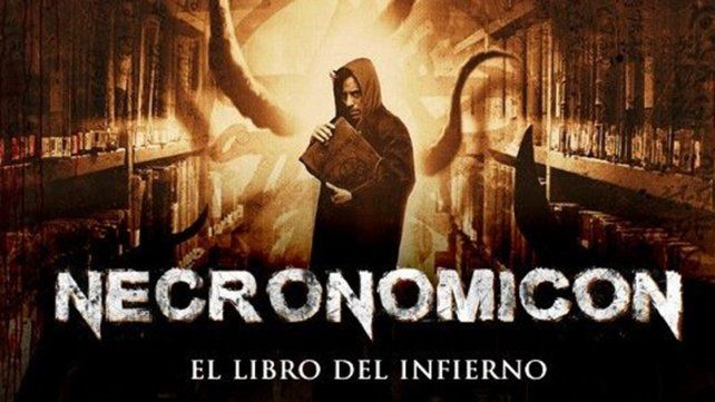 Estrenan Necronomicón, el libro del infierno con el paranaense Ricardo Romero como co guionista