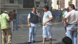 Le dieron la probation a Hugo Vázquez por violento paro