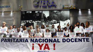 Ctera aprobó un paro nacional para lunes y martes