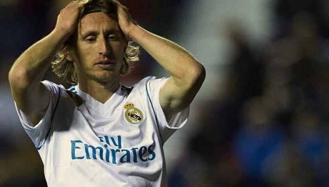 Modric fue acusado de falso testimonio en Croacia