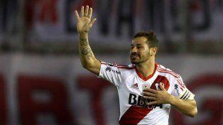 Goleador. El uruguayo Rodrigo Mora