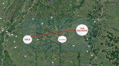 Clave. La ruta 18 tiene un recorrido total de 227 kilómetros y une a Concordia con la capital provincial.