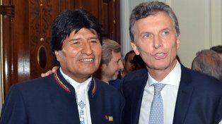 Mensaje. Morales y Macri deberán buscar el equilibro.