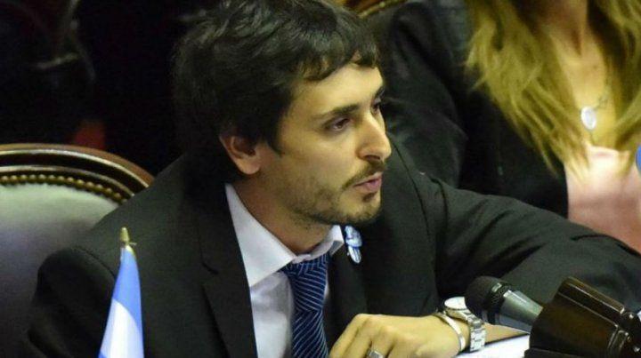 Aborto: Huss, el único diputado entrerriano que firma a favor