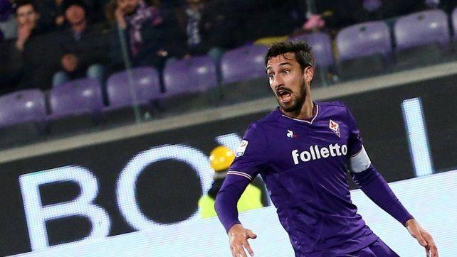 Fiorentina y un gesto entrañable para la familia de Davide Astori