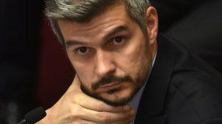 Marcos Peña volvió a declararse en contra del aborto