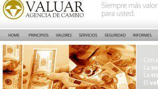 Valuar desarrolló un sistema online de divisas