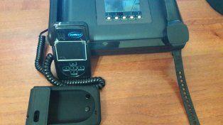Llegó el GPS que utilizarán los detenidos con prisión domiciliaria