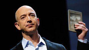 El fundador de Amazon