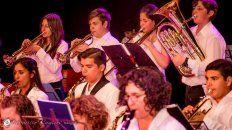 la escuela banda de musica abrio las inscripciones gratuitas para los talleres