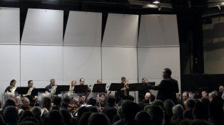 Programa. Interpretarán una obra de Amanda Guerreño y de Gustav Mahler