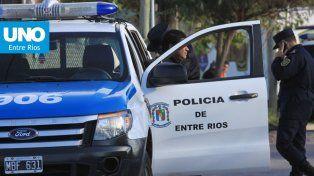 Villa Mantero: Asaltaron a un jubilado y lo ataron con alambre a la cama