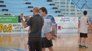 Daniel Beltramo es el nuevo entrenador de Echagüe tras la salida de Barsanti