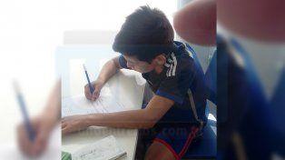 El entrerriano de 10 años que jugará en Boca Juniors