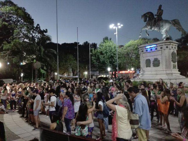 Concordia se movilizó: necesitamos seguir en la lucha por conquistar nuestros derechos