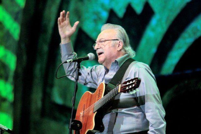 César Isella: Siempre Entre Ríos fue un lugar cálido para cantar