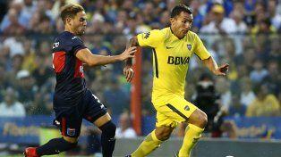 Boca le ganó a Tigre en la última jugada y estira la ventaja en la Superliga