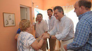 El Ministro en Paraná.