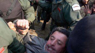 En 2008 la Gendarmería apresa a Alfredo De Ángeli