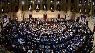 Iniciativa. El debate se dará en el recinto de la Cámara de Diputados.