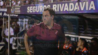 Sus sensaciones. Tengo bronca y tristeza por el esfuerzo que realizaron los muchachos. Hicieron un gran partido, dijo el entrenador del equipo de Paraná.