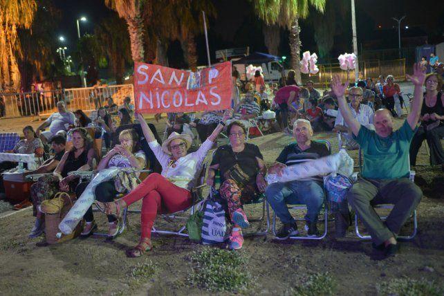 Las imágenes de la convocatoria de la Fiesta Nacional del Mate 2018