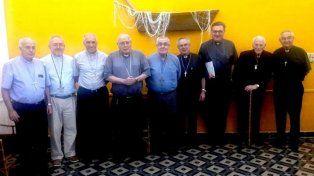 La declaración La vida: don y dignidad fue difundida tras la reunión que mantuvieron en el Centro Mariápolis de Paraná. Foto AICA.