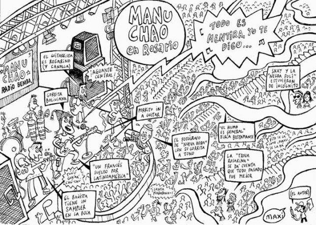 Manu Chao: La democracia está enferma