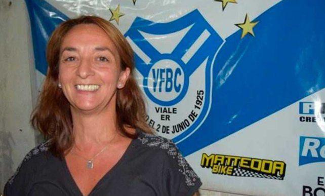Viale Football Club tiene su primera dirigente mujer