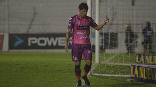 ¿Otra posibilidad?.Blas Cáceres podría retornar al 11 inicial de Patronato ante Racing Club.