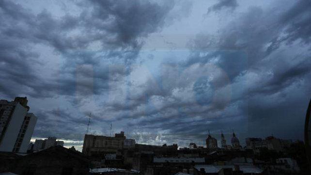 Rige doble alerta meteorológico para Entre Ríos