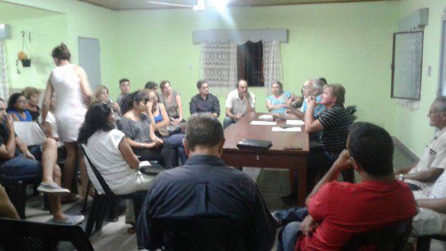 La Asamblea Ciudadana rechazó la suba del boleto y pidió tiempo para el análisis de los recorridos
