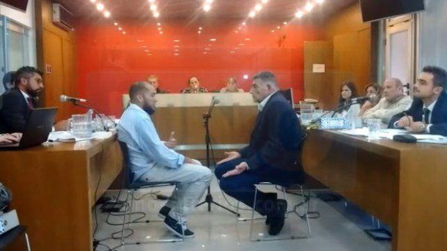 Un careo donde quedó muy mal parado el perito judicial Antonio Vitali
