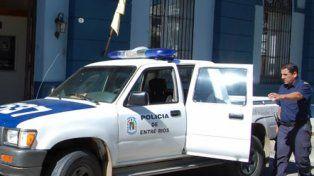 A la Alcaidía. El policía fue trasladado desde Campana hasta Gualeguaychú.