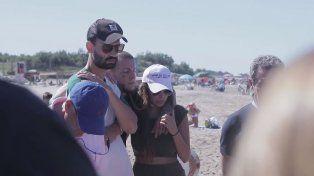 VIDEO: El emotivo minuto de silencio de los Bañeros a Emilio Disi