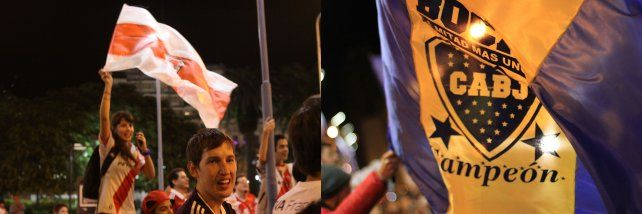 Fuerte operativo de seguridad en Paraná por los festejos de los hinchas campeones de la Supercopa