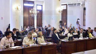 Por la Fiesta del Mate, David Cáceres increpó a Madga Varisco, presente en la sesión del Concejo Deliberante