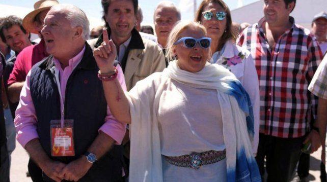 Carrió anunció que apoyará la reelección de Macri