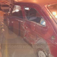 Paraná: Por cruzar en rojo chocó contra una camioneta