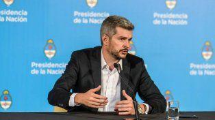 Marcos Peña ratificó que el ARA San Juan realizaba tareas de espionaje