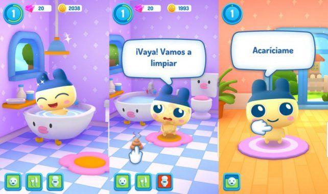 Vuelven los Tamagotchi en Android y iOS