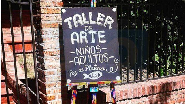 El arte como un canal para que los niños liberen sus emociones, una tendencia que crece en Paraná