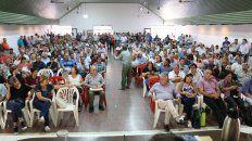 el congreso de la ucr aprobo la conformacion de un bloque propio en la legislatura